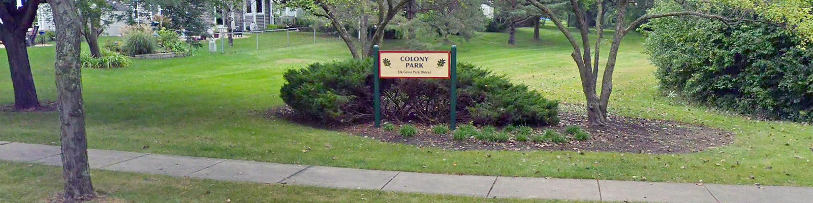 Colony Park, Walk or Ride on our Scenic Trail.