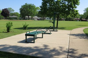Roosevelt Park, Park of the Month