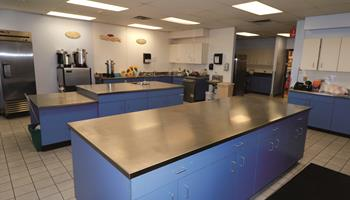 Al Hattendorf Center Rentals, Kitchen Option