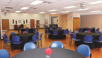 Al Hattendorf Center Rentals, Main Room