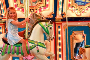 Carousel Party, Featured Party
