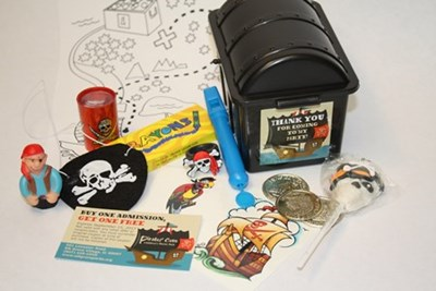 Pirate's Goodie Bags