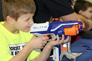 Nerf Party, Featured Party